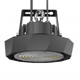 LED High Bay Light,200W Hi-Bay Lighting for Garage Gym Workshop Warehouse