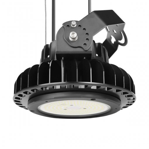 LED High Bay Warehouse Lighting,150W UFO High Bay Light for Garage Workshop