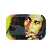 Bob Marley Metal Rolling Tray | 11 inch *7 inch