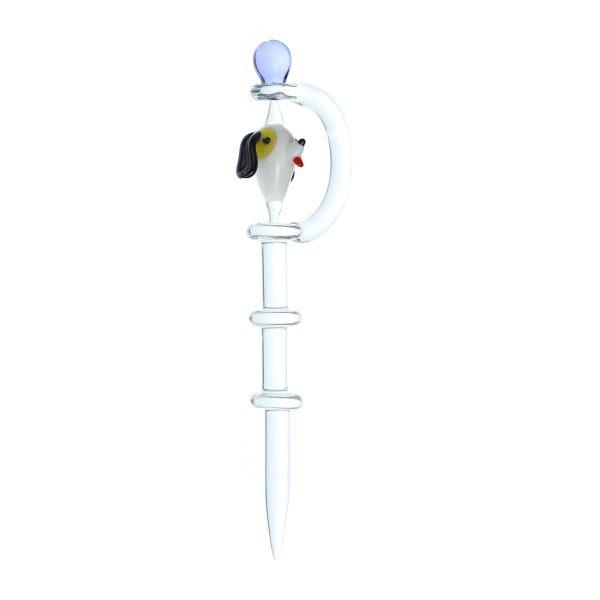 Nova Glass Pekingese dabber tools
