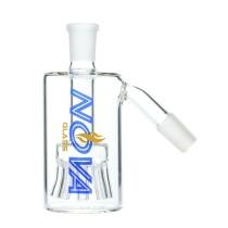 Nova Glass 14mm 45 degree Sprinkler Perc Ash Catcher