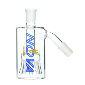 Nova Glass 14mm 45 degree Sprinkler Perc Ash Catcher