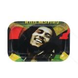 Bob Marley Painting Metal Rolling Tray | 11 inch *7 inch