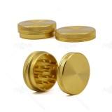 NovaBong diameter 50mm multi colors 2 layer aluminum herb grinder