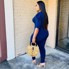 Sexy Bodycon Jumpsuit ASL-6236