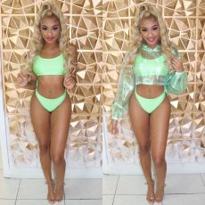 Fashion Sexy Swimwear Two-piece LSD-8344