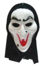 Halloween Witch Mask