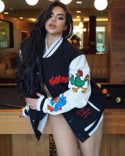 Casual Embroidery Full Sleeve Baseball Jacket MEM-88401