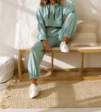 R.Vivimos Women's Fall Casual Sport Sweatpants Elastic Waist Pockets Jogger Pants Trousers