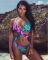 Sexy Printed Swimsuit Bikini Set MDF-5037