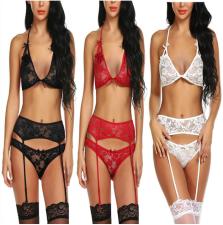 Sexy Lingerie Lace Bra Sets YQ-S128