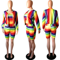 Colorful Romper and Coats HMS-5247