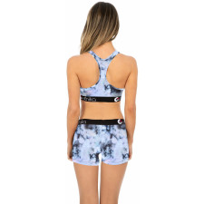 Sexy Printed Tank Tops And Shorts Two Piece Sets YMT-6148