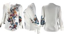 Fashion Long Sleeve Printed T Shirt DMF-8130