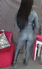 Casual Zipper Hooded Two Piece Pants Set LSD-8791
