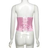 Women Body Shaper Waist Trimmer Belt Girdle SXE-1738566-1