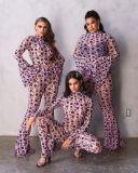 Mesh Printing Fashion Sexy Nightclub Jumpsuit SXF-2109