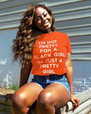Plus Size Fashion Casual Letter Print Short Sleeve T-shirt SXF-2652