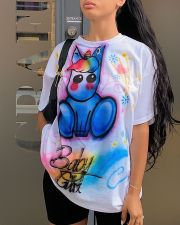 Popular Fashion Casual Anime T-shirt YJF-8337