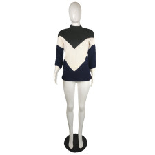 Winter All-match Pullover Sweater QYF-5026