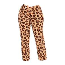 Trend Leopard Print Casual Loose Pants TMF-5003