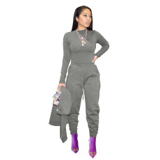 Casual Trousers Jogging Sweatpants WZ-8349