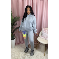 Casual Printed Hoodies Pants Two Piece Sets MDF-5196