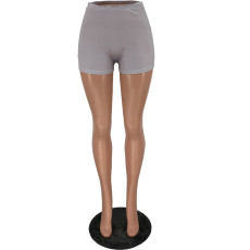 Casual Printed Mini Shorts LQ-013