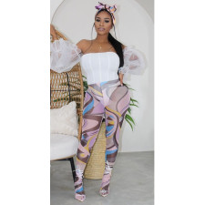 Fashion Sexy Mesh Stockings Trousers  IV-8227