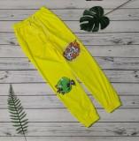 Fashion Printed Casual Pants WY-6811