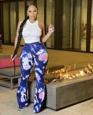 Plus Size Fashion Tie-dye Jeans HSF-2553