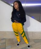 Casual Patchwork Pocket Sweatpants MDUO-D902