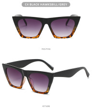 Women Square Sunglasses XADF-5154