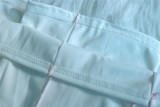 Plus Size Solid Sleeveless Mini Dress HEJ-J6045