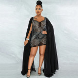 Fashion Sexy Slim Hot Rhinestone Club Dress CYA-9276