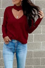 Casual Fashion Sweater Top NY-MY058