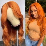 Youmi Human Virgin Hair Pre Plucked Wave 5x5 Lace Front Wig And Full Lace Wig For Black Woman Free Shipping (YM0059)