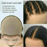 Youmi Human Virgin Hair Pre Plucked Bob 13x6 Lace Front Wig And Full Lace Wig For Black Woman Free Shipping (YM0084)