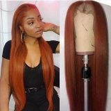Youmi Human Virgin Hair Pre Plucked Ombre Lace Front Wig And Full Lace Wig For Black Woman Free Shipping (YM0130)