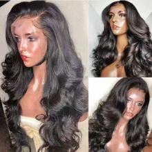 Youmi Human Virgin Hair Pre Plucked 13x6 Lace Front Wig And Full Lace Wig For Black Woman Free Shipping (YM0121)