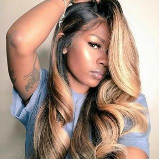 Youmi Human Virgin Hair Pre Plucked 13x6 Lace Front Wig And Full Lace Wig For Black Woman Free Shipping (YM0167)