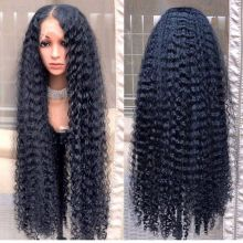 Youmi Human Virgin Hair Pre Plucked 13x6 Lace Front Wig And Full Lace Wig For Black Woman Free Shipping (YM0190)