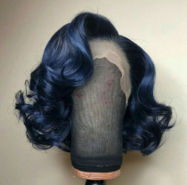 Youmi Human Virgin Hair Pre Plucked Ombre Lace Front Wig And Full Lace Wig For Black Woman Free Shipping (YM0230)