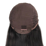 YouMi Human Virgin Hair Pre Plucked 4X4 Silk Based Lace Front Wig For Black Woman Free Shipping(YM0248)