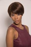 Youmi Human Virgin Hair Pre Plucked Full Machine Wig For Black Woman Free Shipping (SIMONE)