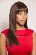 Youmi Human Virgin Hair Pre Plucked Full Machine Wig For Black Woman Free Shipping (STACY)