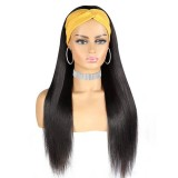 Youmi Human Virgin Hair Pre Plucked Ombre Headband Wigs For Black Woman Free Shipping (YM0266)