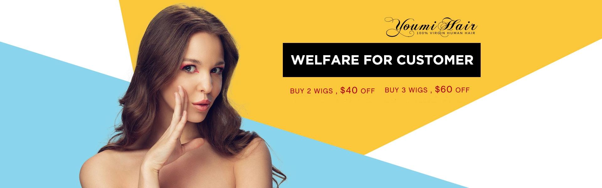 Welfare For Customer