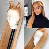 Youmi Human Virgin Hair Pre Plucked Ombre Lace Front Wig And 5x5 Lace Wig For Black Woman Free Shipping (YM0282)