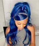 Youmi Human Virgin Hair Pre Plucked Ombre Lace Front Wig And 5x5 Lace Wig For Black Woman Free Shipping (YM0286)